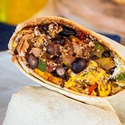 The Village Table | Stamford, CT | breakfast burrito