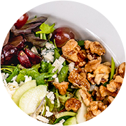 The Village Table | Stamford, CT | orchard salad